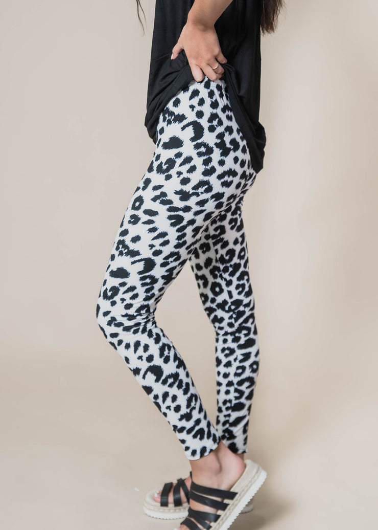 Buttery All Animal Leggings, CLOTHING, Superline, BAD HABIT BOUTIQUE