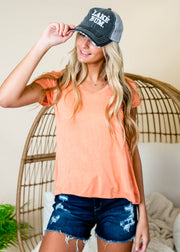 Lake Bum Hat | Charcoal, ACCESSORIES, BAD HABIT APPAREL, BAD HABIT BOUTIQUE
