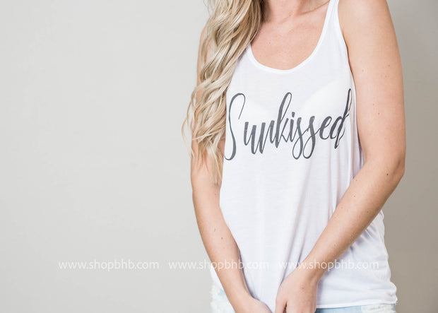 Sunkissed Summer Tank