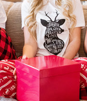 BHB Apparel Reindeer Games, CHRISTMAS, BHB Apparel, BAD HABIT BOUTIQUE
