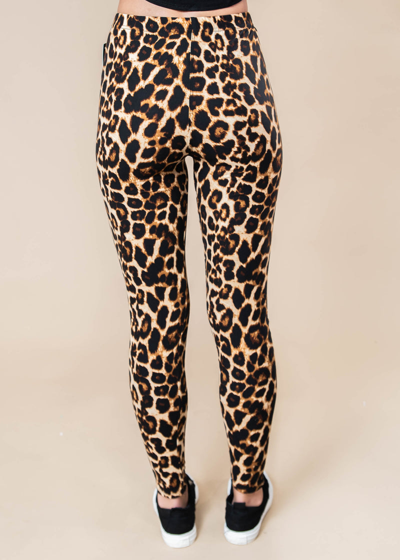 Cheetah Butta Leggings, CLOTHING, NEW MIX, BAD HABIT BOUTIQUE