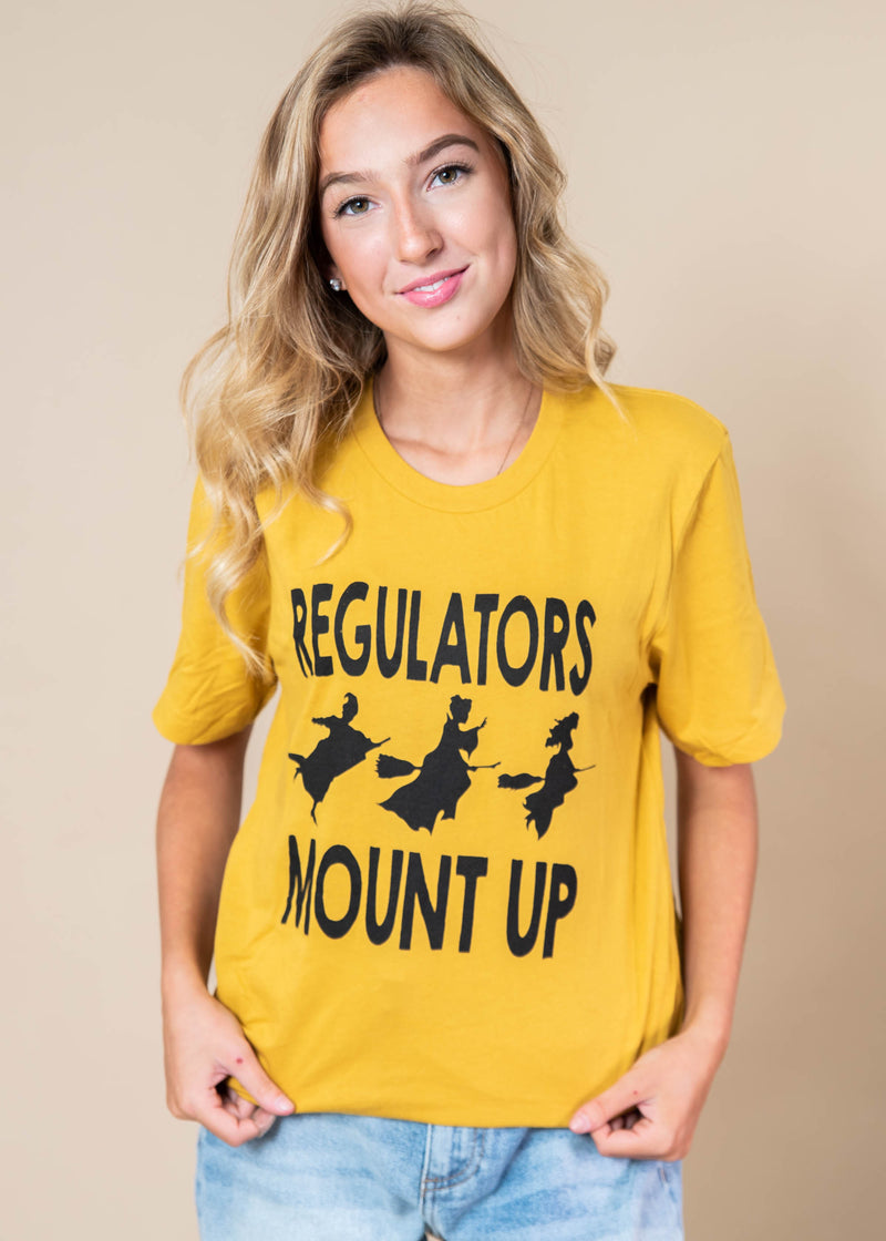 Regulators Mount Up Hocus Pocus - BAD HABIT BOUTIQUE