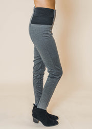 The Perfect Black Seam Leggings | FINAL SALE, CLOTHING, HyFve, BAD HABIT BOUTIQUE