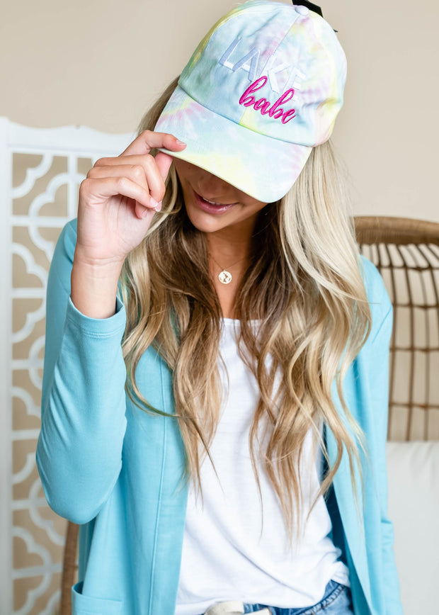 Lake Babe Hat, ACCESSORIES, BAD HABIT APPAREL, BAD HABIT BOUTIQUE