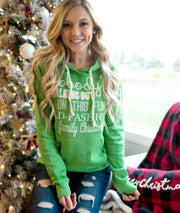 Channel your inner Griswold when wearing our Old Fashion Christmas hoodie