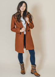 rust wool peacoat, woal peacoats, peacoats, jackets, coats, Coalition