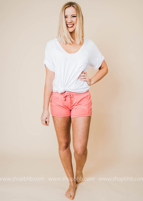 Pool Vibes Shorts - BAD HABIT BOUTIQUE