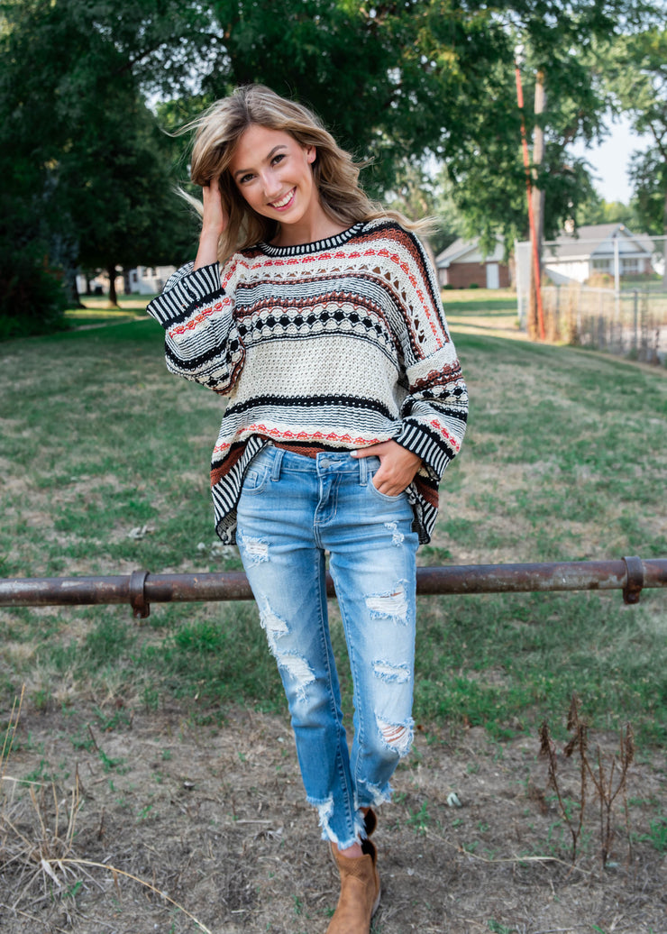 fall sweater for women