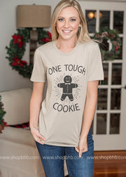 We are all tough cookies during the holidays