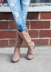 Forever Fall Boots, SHOES, SHOE SHOE TRAIN, BAD HABIT BOUTIQUE