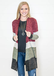 Early Morning Cardigan- FINAL SALE, SALE, Bellamie, badhabitboutique