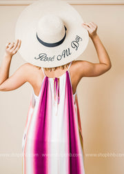 Rose All Day Floppy Sun Hat