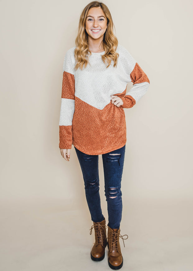 sweater, colorblock sweater, soft sweater, sweaters, #sweaterweather
