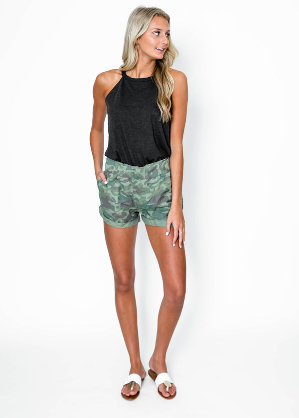 Camo Soft Shorts | FINAL SALE, CLOTHING, celebrity pink, BAD HABIT BOUTIQUE