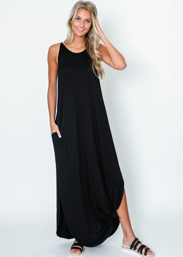 Nothing Better Maxi Dress