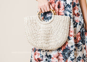 Braided Summer Clutch