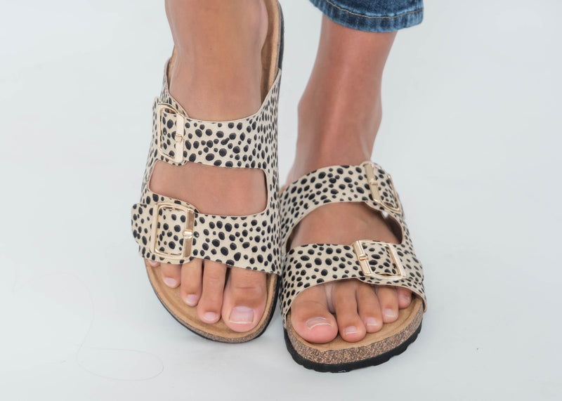 Cheetah Sandal | FINAL SALE, SHOES, MATA, BAD HABIT BOUTIQUE