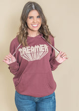 Dreamer Hoodie, CLOTHING, BAD HABIT APPAREL, BAD HABIT BOUTIQUE