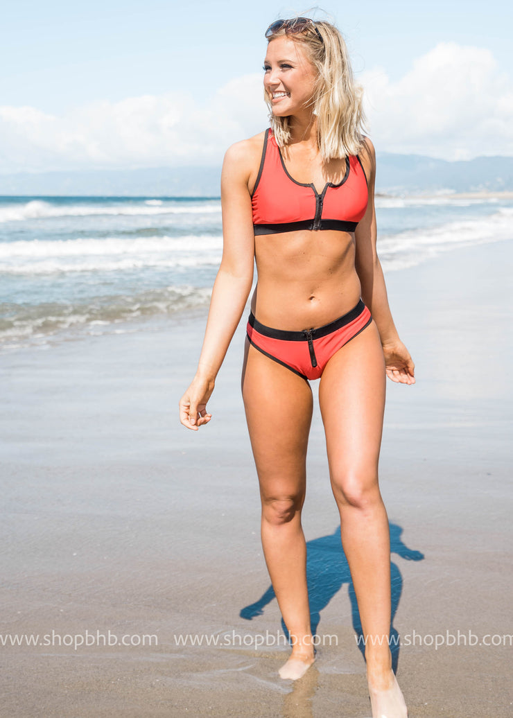 Salton Sea Bikini Set- Final Sale