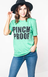 Pinch Proof Unisex T-shirt, CLOTHING, BAD HABIT APPAREL, BAD HABIT BOUTIQUE