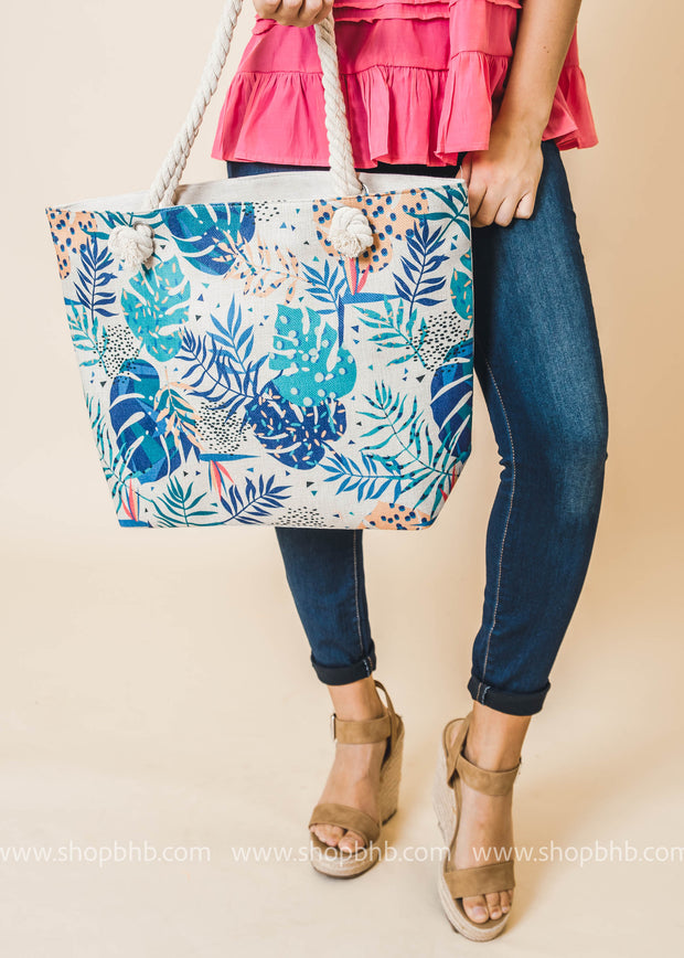 Color Me Tropic Tote