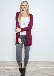 Lightweight Knit Cardigan