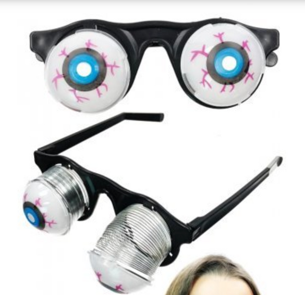 Droopy Eye Glasses for Kids