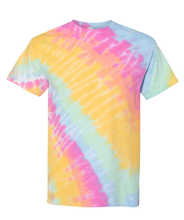 Tilt Tie Dye Tee | FINAL SALE, , BAD HABIT BOUTIQUE , BAD HABIT BOUTIQUE