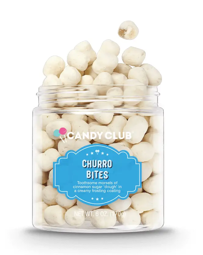 Churro Bites Candy Club