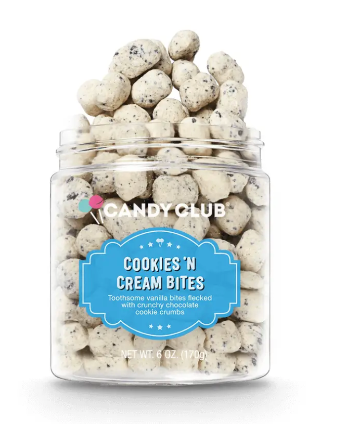 Cookies n Cream Candy Club