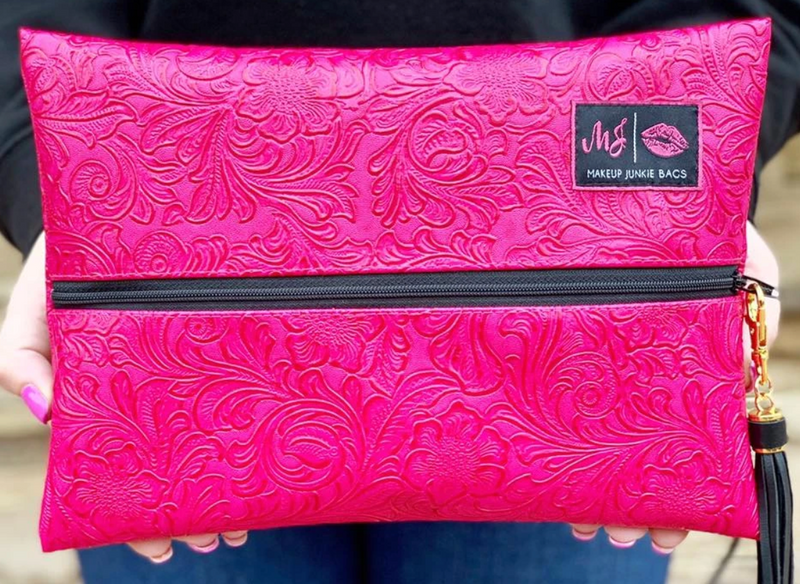 MJ Pink Dream Bag- Makeup Junkie, ACCESSORIES, makeup junkies, BAD HABIT BOUTIQUE