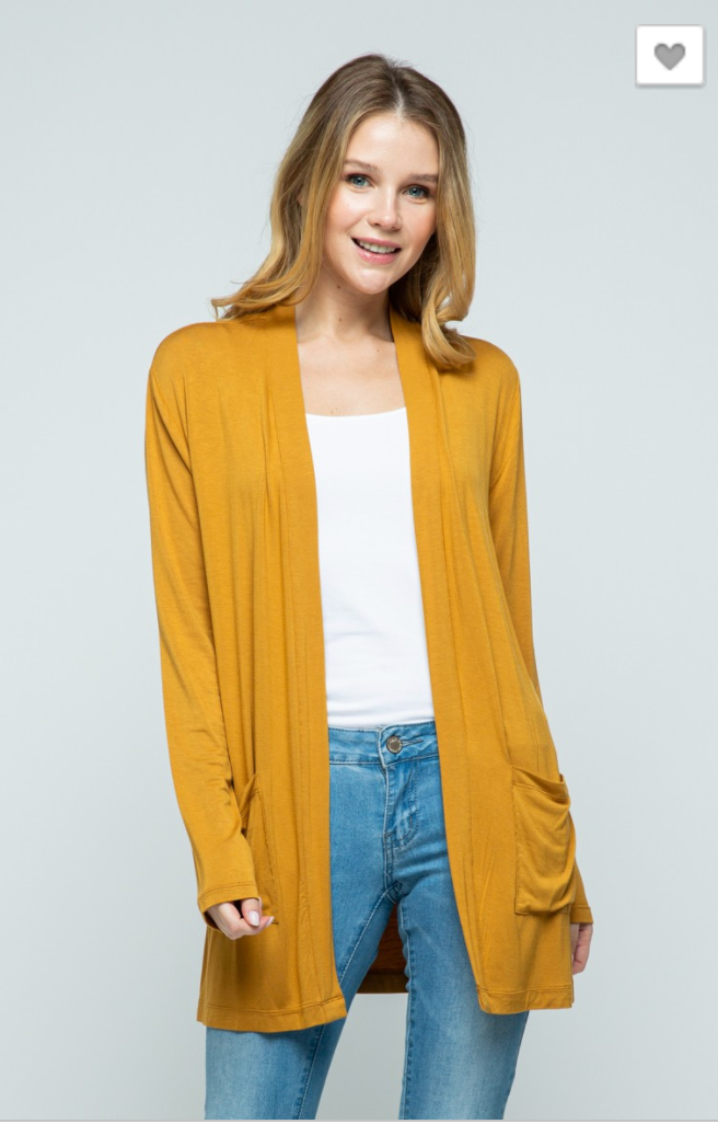 Flyaway Cardigan DEAL OF THE DAY, CLOTHING, CIELO, BAD HABIT BOUTIQUE
