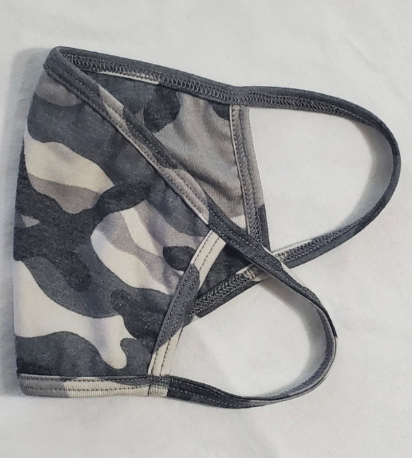 CAMO Fashion Face Coverings, ACCESSORIES, VERVERET, BAD HABIT BOUTIQUE