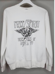 Free Spirit Crew Sweatershirt