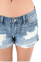 Liz- Marie Kan Can Shorts - BAD HABIT BOUTIQUE