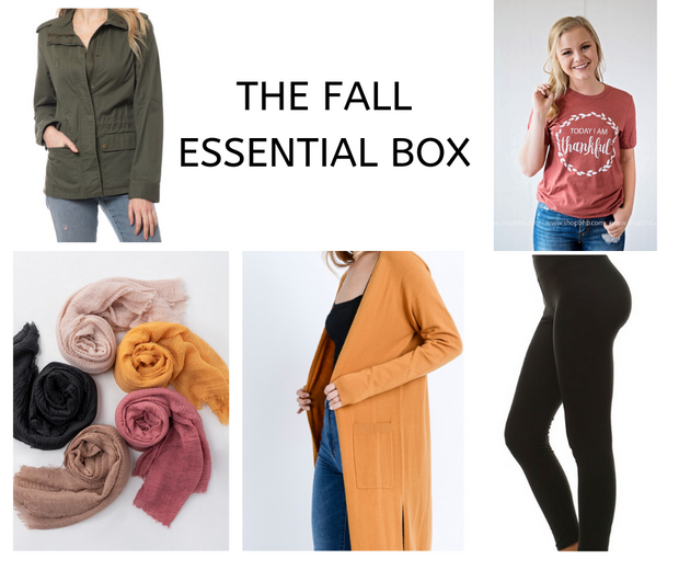 FALL Capsule Bundle: Falls Most Wanted  LIMITED SUPPLY