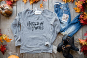 Hocus Pocus Sweater, HALLOWEEN, GRAPHICS, badhabitboutique