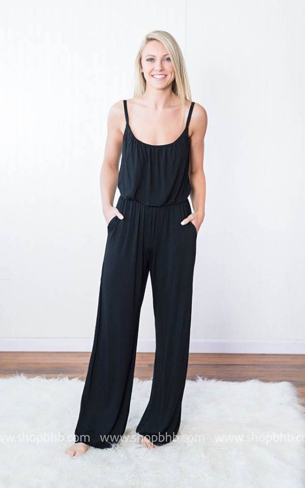 Nothing Simple About It Jumpsuit - Final Sale