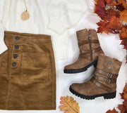 Radiki Boots - Blowfish, SHOES, Blowfish, BAD HABIT BOUTIQUE