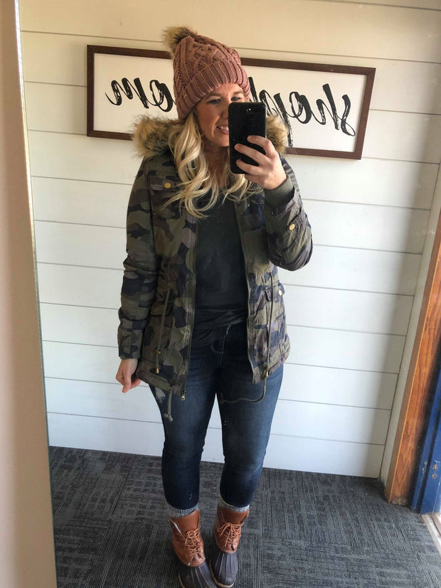 camo coat, camouflage coat, coat, coats, camo hooded coat