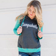 Campaholic Two-Toned Hoodie