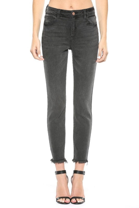 high rise jeans, cello, cello jeans, black jeans, gray jeans, skinny jeans
