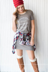 Pumpkin Spice is My Favorite Season Tshirt Dress, CLOTHING, BAD HABIT APPAREL, BAD HABIT BOUTIQUE