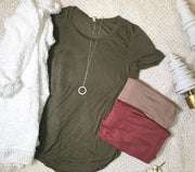 Basic Crew Tee, TOPS, TRESICS, badhabitboutique