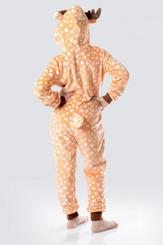 Sidekick My Little Deer Onesie PJ's - BAD HABIT BOUTIQUE