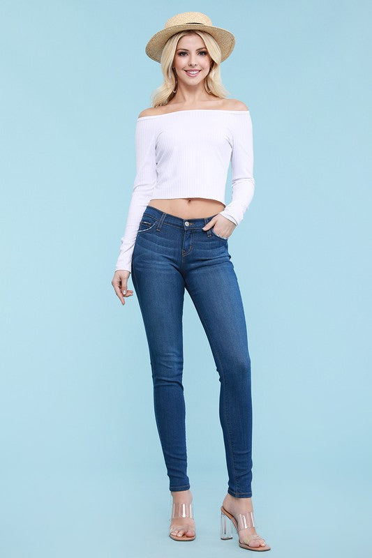 Judy Blue Skinny Jeans, Skinny jeans, non distressed skinny jeans