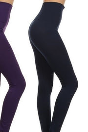 Essential Seamless Leggings - Navy