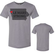 LE MARS STRONG Unisex Fit Tee