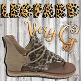 Very G - Sparta Sandal | FINAL SALE, SHOES, very g, BAD HABIT BOUTIQUE