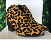 These leopard pumps are fabulous booties for your feet.